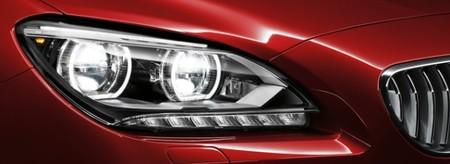 Faros de LED del BMW Serie 6
