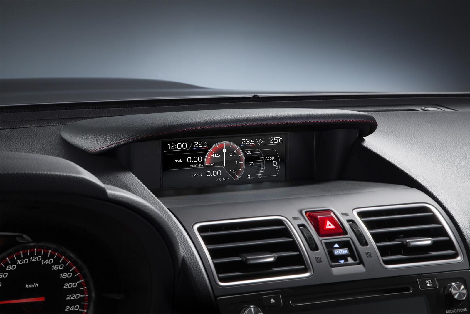 Subaru WRX STI 2018 (1/15)