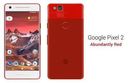 Google Pixel 2 Color Options