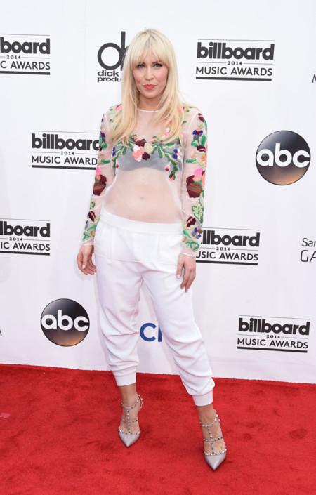 Natasha Bedingfield Billboard 2014 mejor vestidas
