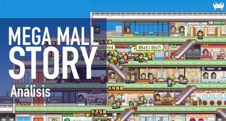 'Mega Mall Story' para iPhone: análisis
