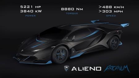 Alieno Arcanum 6