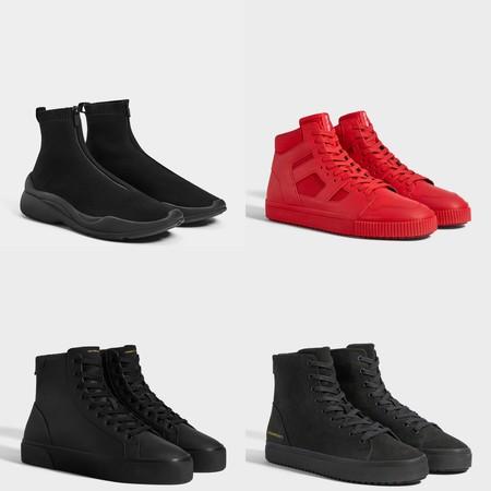 Zapatillas Altas Hombrenotin Trendencias Hombre Regalos Navidad 2018 1