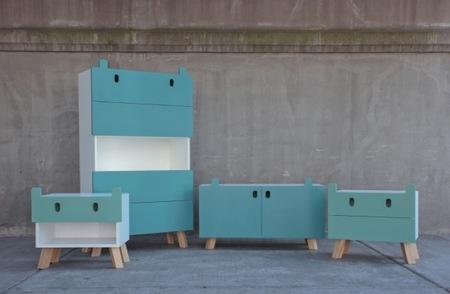 Mostros, los muebles con cara de Oscar Núñez