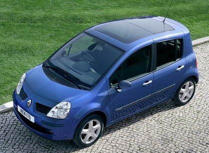Pequeños cambios para el Renault Modus