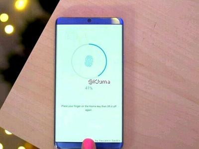 Honor Magic, el móvil sin marcos de Huawei posa  para la cámara a una semana de su presentación