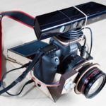 Kinect, Raspberry Pi, corte por láser y una cámara DSLR, una interesante solución para que los vídeos estén enfocados