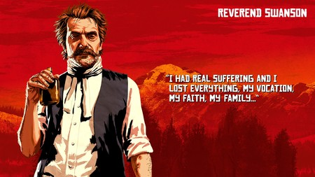 Red Dead Redemption 2 Reverend Swanson