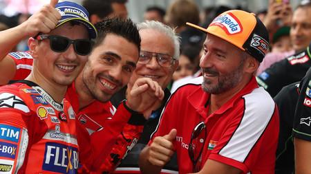 Jorge Lorenzo y Max Biaggi serán reconocidos como leyendas de MotoGP en 2020