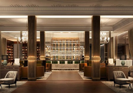 Reabre sus puertas el hotel de lujo más antiguo de Madrid