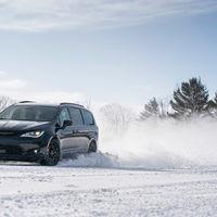 La Chrysler Pacifica adelanta el sistema AWD al modelo 2020 con una versión Launch Edition