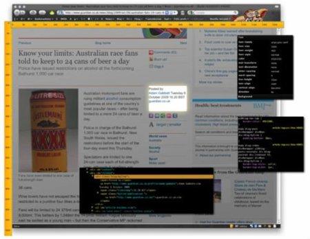 Firefox 4: Inspector Web
