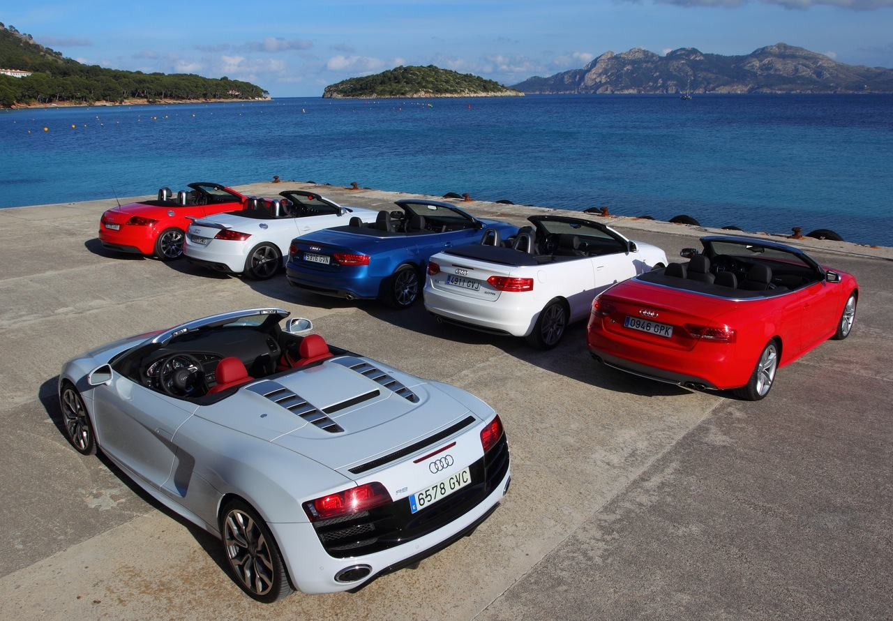 Foto de Audi Cabrios Gama (11/21)