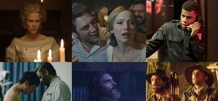16 grandes películas que se han quedado fuera de los Óscar 2018
