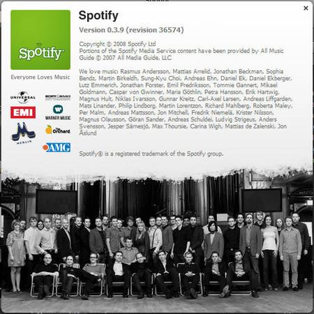 Spotify 5 1