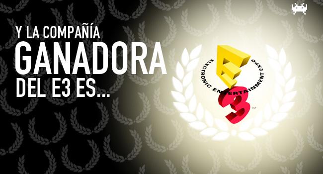 ganadora E3