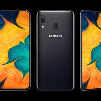 """El Samsung Galaxy A40 será el más pequeño con una pantalla de 5,7"""", según su paso por la FCC"""