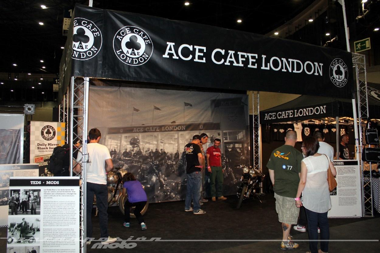 Foto de Ace Cafe en Mulafest (1/19)