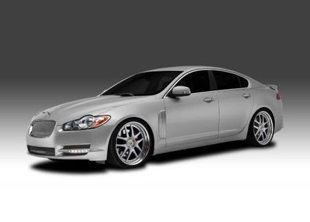 Nuevo frontal de Arden para el Jaguar XF