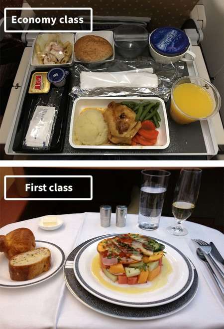 Airline Food 07