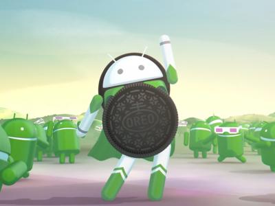 Y el nombre oficial de Android 8.0 es... ¡Oreo!