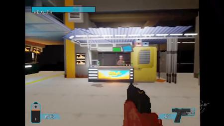 Gracias a Dreams podemos ver cómo luciría Cyberpunk 2077 en la primera PlayStation