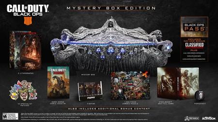 Call Of Duty Black Ops 4 Edicion Coleccionista