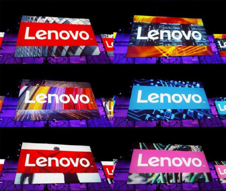 Lenovo Debuts Its New Logo Never Stand Still 1