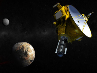 Plutón y el viaje de New Horizons: una aventura única