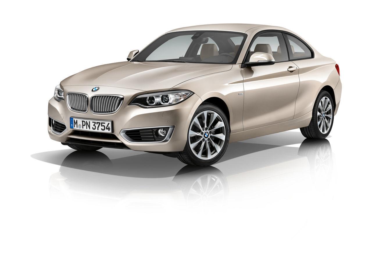 Foto de BMW Serie 2 Coupé (39/55)