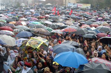 El gobierno turco propone que las mujeres se casen con su violador para salvarle de la cárcel (si es menor de edad)