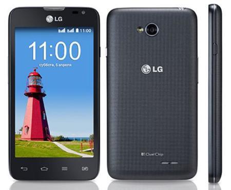 Lg L65 negro