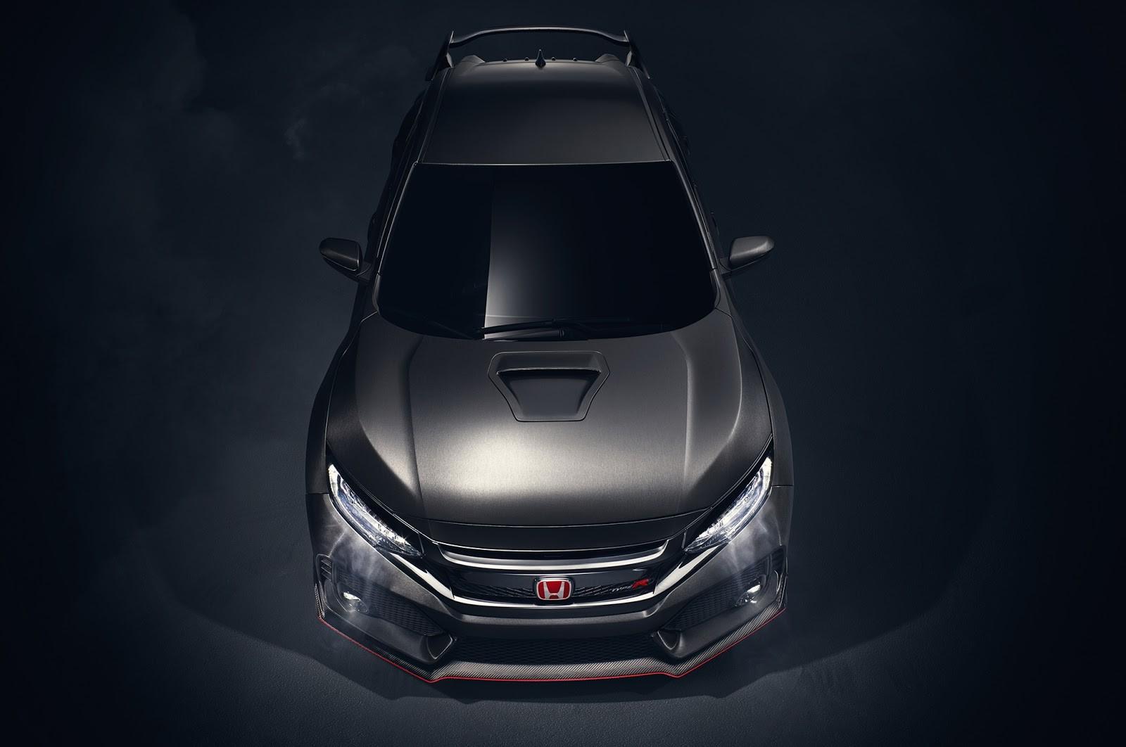 Foto de Honda Civic Type R Concept (3/8)