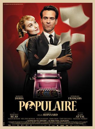 'Populaire', a la rica y ligera comedia francesa