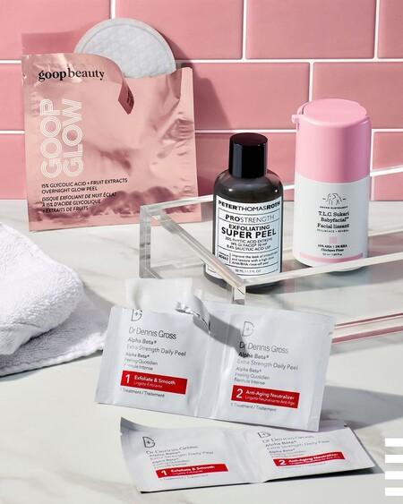 organizar maquillaje baño