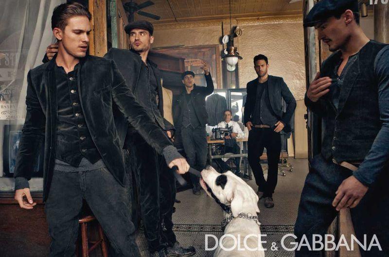 Foto de Campaña Dolce & Gabbana de Otoño / Invierno 2011 (3/5)