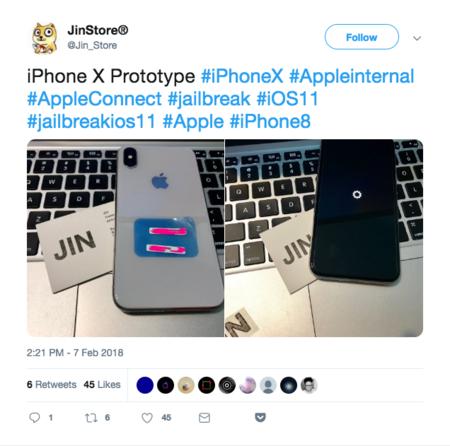 Revendedor Prototipo Iphone Robado