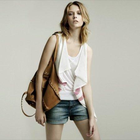 Bolso lookbook mayo de Zara