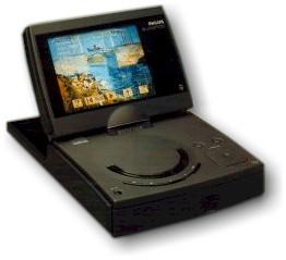 CD-i portatil