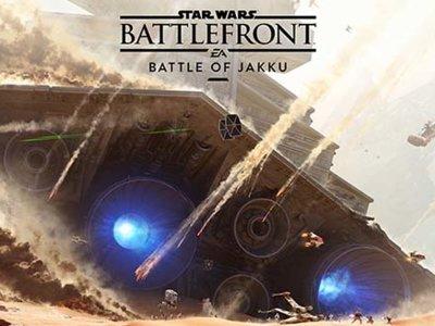 The Battle of Jakku será el primer DLC gratis de Star Wars: Battlefront y aquí tenemos el tráiler