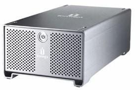 A fondo: Iomega UltraMax 640GB
