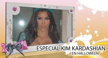 Especial Halloween: Kim Kardashian y sus disfraces picarones