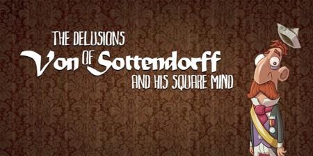 IndieCade Showcase selecciona el juego The Delusions of Von Sottendorff and his Square Mind