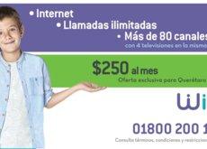 Wizz, el nuevo servicio de internet, telefonía y TV por cable se estrena en Querétaro