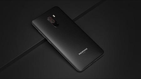 Xiaomi Pocophone F1 de 64GB por sólo 262,50 euros con los cupones del vendedor de AliExpress