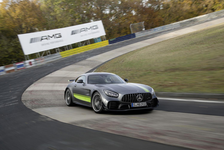 Foto de Mercedes-AMG GT R PRO (2/26)