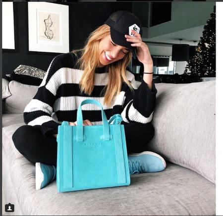 La firma de bolsos de Alice Campello invade Instagram