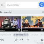 Teclado de Google ya permite enviar GIFs en Android 7.1 Nougat
