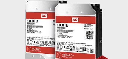 Discos duros de 10TB con helio: Western Digital finalmente pone su tecnología al alcance de (casi) cualquiera