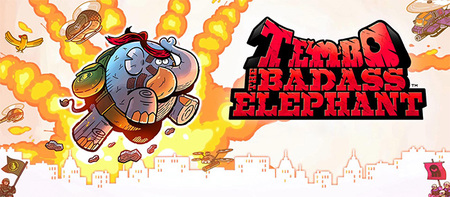 Sega y Game Freak dejan fuera a nintendo en su nuevo título Tembo The Badass Elephant